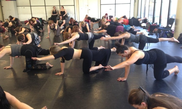 Integrative Anatomy for Dancers -- Level 1 - by Deb Rubin